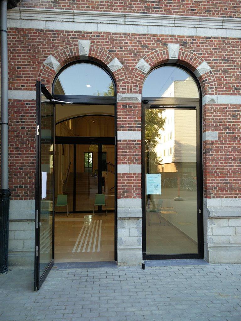 Station Nekkerspoel Mechelen